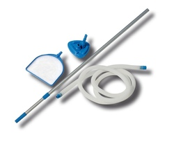 Kit Pulizia Completo 4 in 1 per piscine professionale New plast 4038