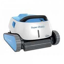 Robot pulitore per piscine automatico SUPER 2000 per piscina fuori terra