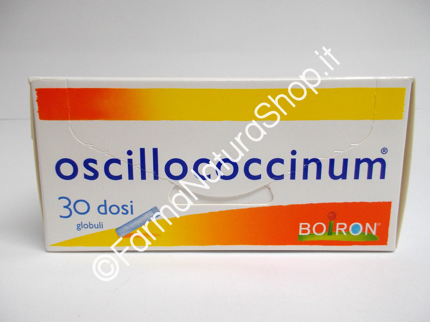 BOIRON OSCILLOCOCCINUM GLOBULI