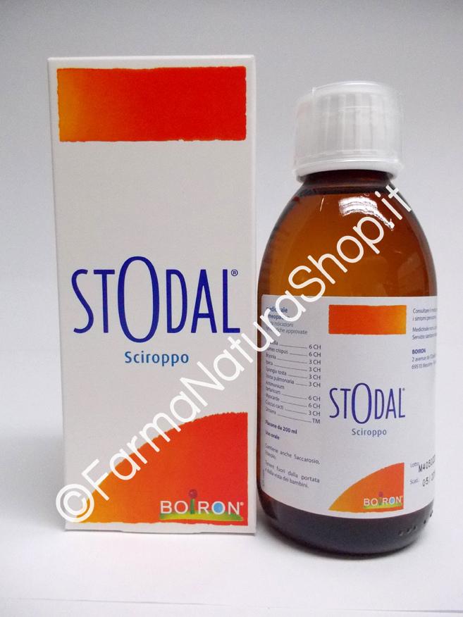 BOIRON STODAL SCIROPPO