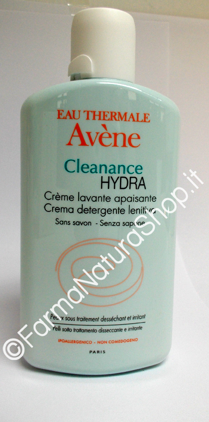 AVENE CLEANANCE Hydra Crema detergente lenitiva
