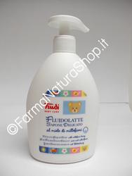 TRUDY Baby Care - Bath Milk with orange flower honey 500 ml.