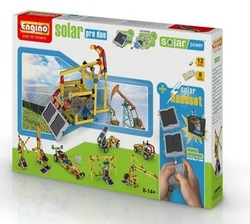 "Set Costruzioni Solar Power ""Pro Duo"" - Deluxe Edition di Engino"