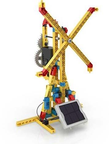 """Set Costruzioni Solar Power """"Pro Duo"""" - Deluxe Edition di Engino"""
