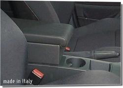 Bracciolo regolabile con portaoggetti per BMW X3