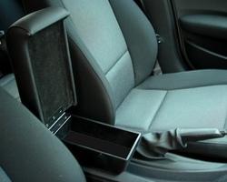 Accoudoir avec porte-objet pour BMW Série 1 E81-E87