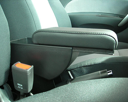 Adjustable armrest with storage for Chevrolet Aveo (2005-2010) and Kalos