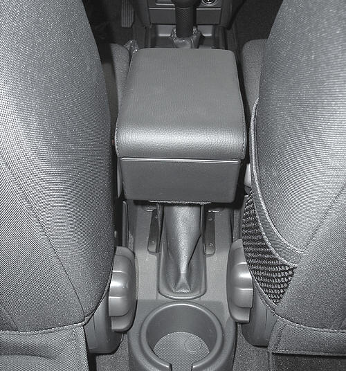 Accoudoir réglable en longueur avec porte-objet pour Chevrolet Aveo (2005-2010) - Kalos