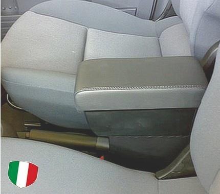 Bracciolo regolabile con portaoggetti per Citroen C1 (2005-2013)