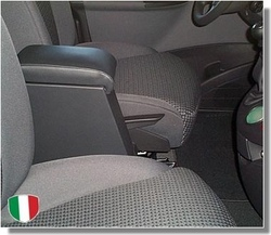 Armrest with storage for Peugeot 807