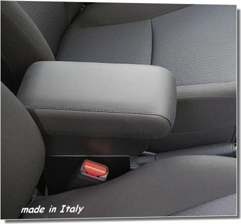 Bracciolo regolabile con portaoggetti per Dacia Duster (2010-2017)