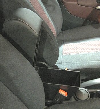 Amrest with storage for Daihatsu Cuore (from 2007)