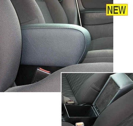 Adjustable armrest with storage for Daihatsu Materia / Sirion (2005>)