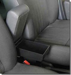 Adjustable armrest with storage for Daihatsu Terios (1997-2005)