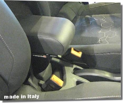 Mittelarmlehne für Ford B-Max in der Länge verstellbaren