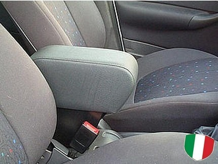 Bracciolo regolabile con portaoggetti per Ford Focus (1997-2001)