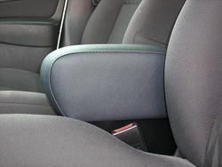 Adjustable armrest with storage for Ford Focus (1997-2001)
