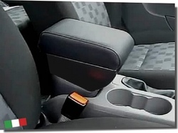 Adjustable armrest with storage for Ford Focus (2005-2011)