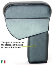 Adjustable armrest with storage for Ford C-Max (2007-2010)