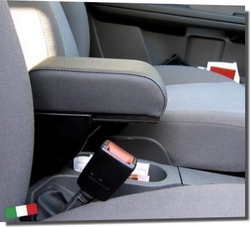 Adjustable armrest with storage for Ford Focus C-Max (2003-2007)