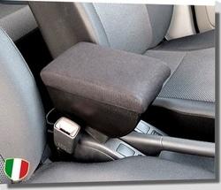 Accoudoir réglable en longueur avec porte-objet pour Fiat Sedici