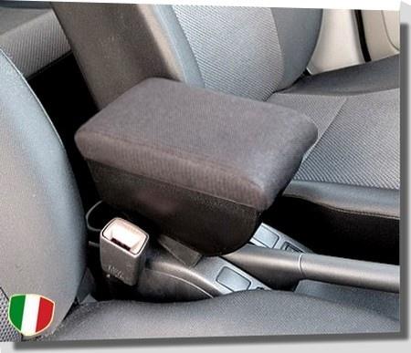 Bracciolo regolabile con portaoggetti per Fiat Sedici