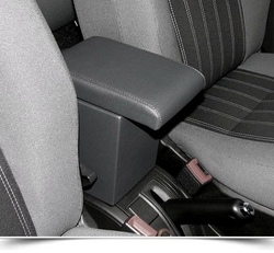Adjustable armrest with storage for Fiat Idea