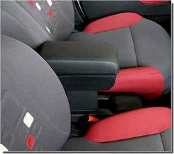 Armrest with storage for Fiat Panda New (dal 2012)