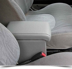 Adjustable armrest with storage for Land Rover Freelander (1998-2000)
