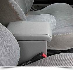 Accoudoir réglable en longueur avec porte-objet pour Land Rover Freelander (1998-2000)