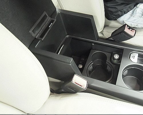 Mittelarmlehne für Land Rover Freelander 2 (dal 2013) - LR M.Y.2013