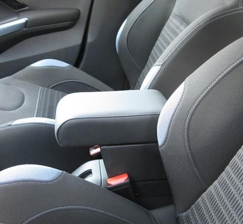 Mittelarmlehne für Peugeot 208 (2012-02/2019) in der Länge verstellbaren