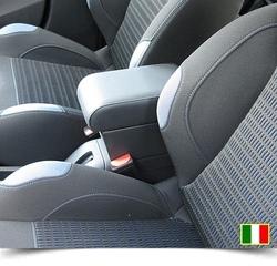 Bracciolo con portaoggetti per Peugeot 208
