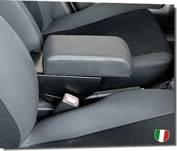 Adjustable armrest with storage for Peugeot 406