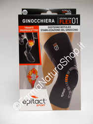 EPITACT SPORT EPITHELIUMFLEX® 01 GINOCCHIERA CORRETTIVA PREVENTIVA