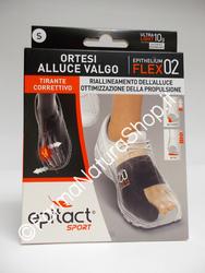 EPITACT SPORT ORTESI ALLUCE VALGO EPITHELIUM FLEX® 02