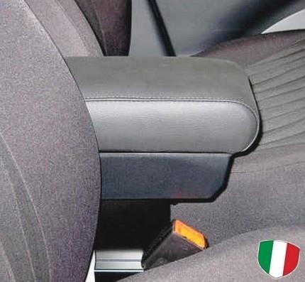 Adjustable armrest with storage for Nissan Pixo