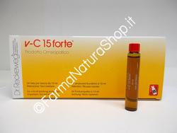 DR. RECKEWEG V-C 15 Forte® 24 Fiale Bevibili