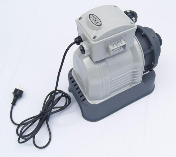 Ricambio Motore Intex 4000 L/h pompa a sabbia Intex cod 11486 per pompe 56686/28644