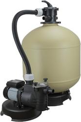 Pompa a sabbia da 15.000 m3 / 200 lt Sistema per filtrazione piscina Pompa a sabbia per piscina SUPER professionale made in italy PPF200