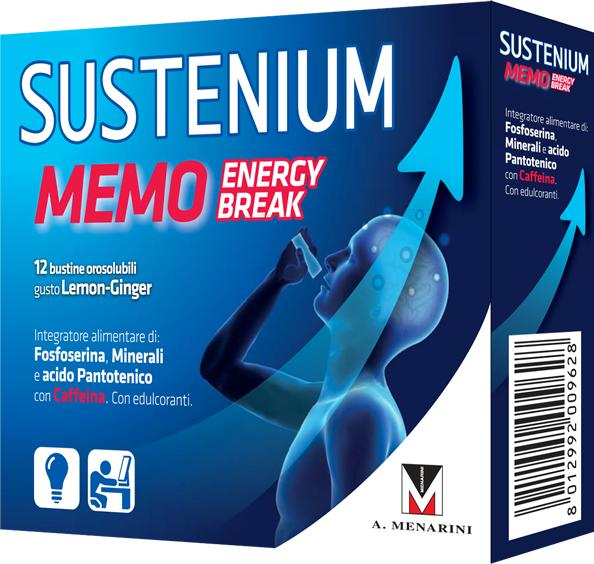 SUSTENIUM MEMO Energy Break