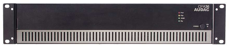 Audac CPA36 - amplificatore 100V - 360W