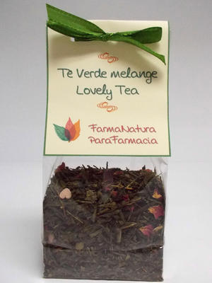 "Neavita TE' VERDE Melange ""LOVELY TEA"""