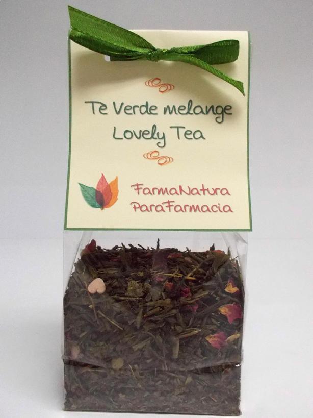 """Neavita TE' VERDE Melange """"LOVELY TEA"""""""