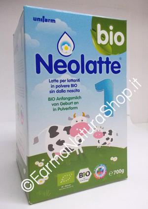 NEOLATTE 1 Latte in polvere BIO da 0 a 6 mesi