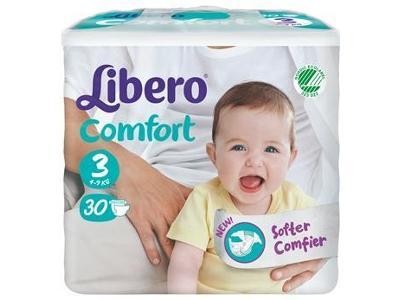 LIBERO Comfort 3 (4-9 kg)