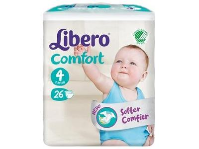 LIBERO Comfort 4 (7-14 kg)