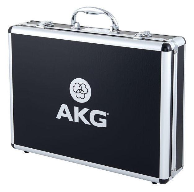 AKG Drum Set Session 1