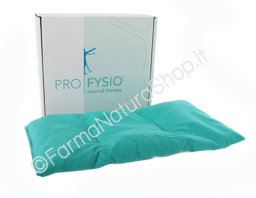 Cuscino  Profysio® Rettangolare con Semi di Lino