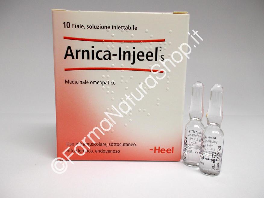 Copia di ARNICA COMPOSITUM HEEL Compresse